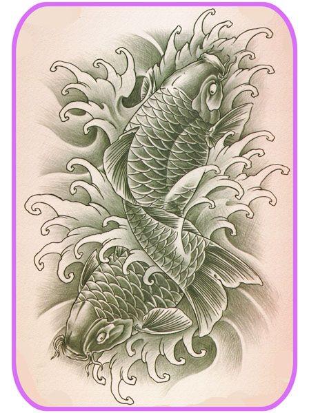 1000 images about carp on pinterest koi carp tattoo for Koi fish design