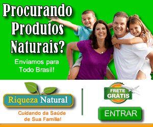 Compre Produtos Naturais com Segurança e entrega grátis para todo Brasil!