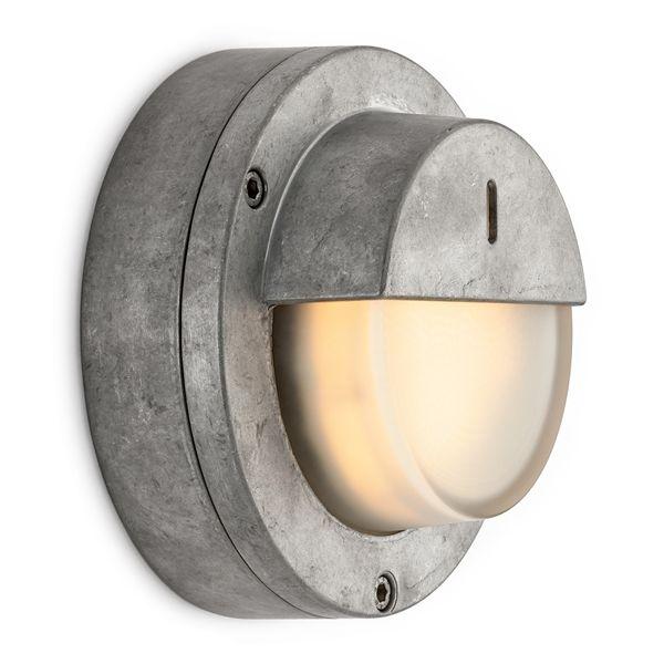 THPG - Flat light aluminum natural with half shade-100630
