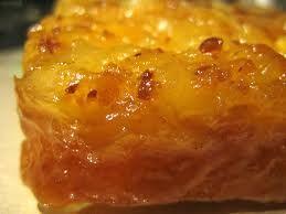 Tastes of Hawaii Recipe – Pineapple-Banana Upside Down Cake From Kauai's Old Plantation Days   Hawaii Life