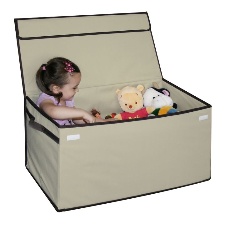Collapsible Toy Box - GreatUsefulStuff