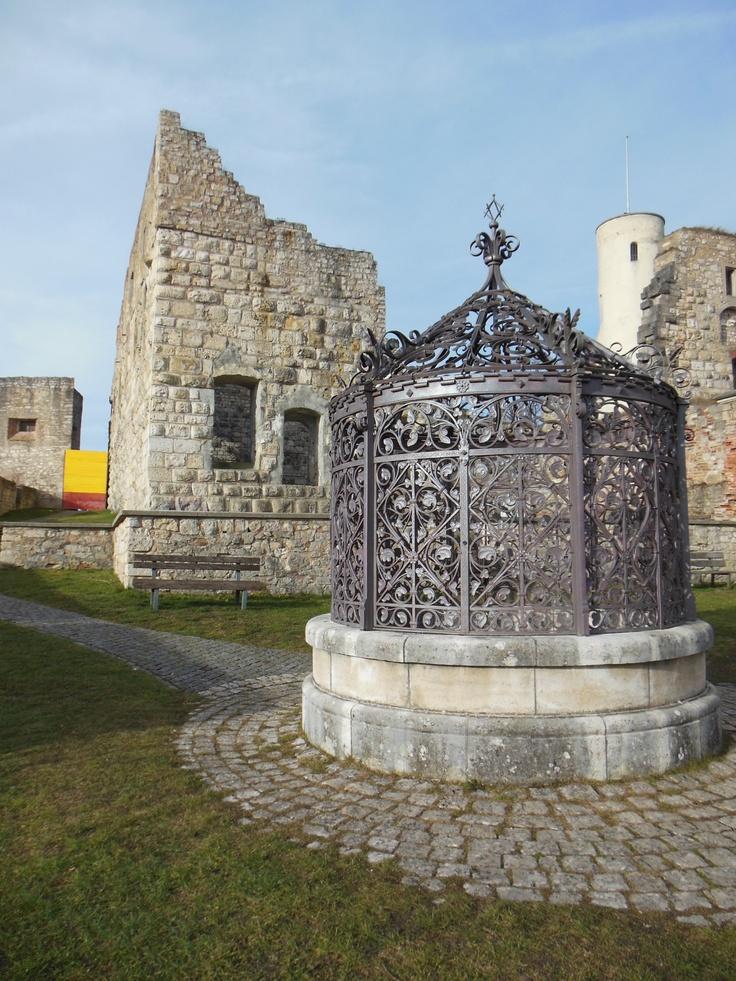 Denkmal, Heidenheim, Schloss Hellenstein