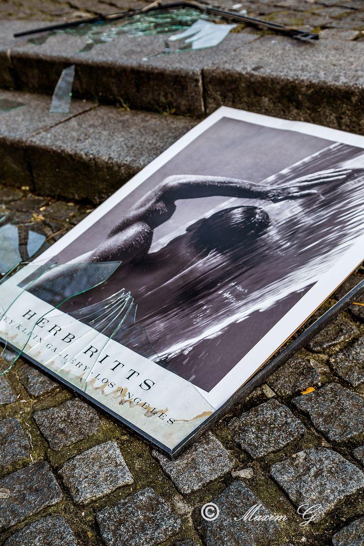 broken Herb Ritts  #amsterdam #photo #netherlands #photography