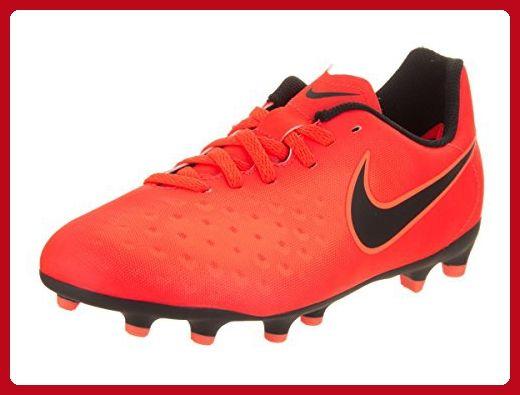 Nike Kids Football Shoes Magista Ola II FG 844204-808 (EUR 29,5, Orange)