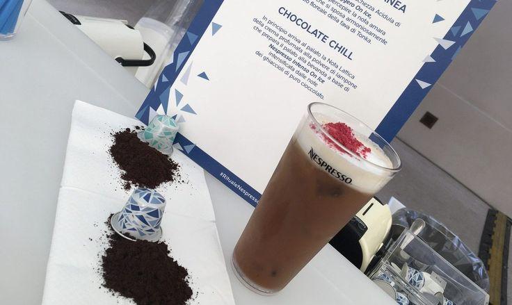 Calda estate...città, mare o montagna con Nespresso non si sbaglia! Ecco tre fresche ricette di cocktail da preparare con Nespresso On Ice.