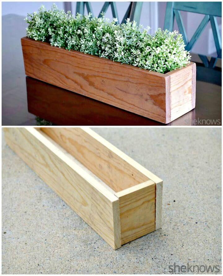 Make Your Own Wooden Box Centerpiece 36 Diy Ideas Full Tutorials Crafts