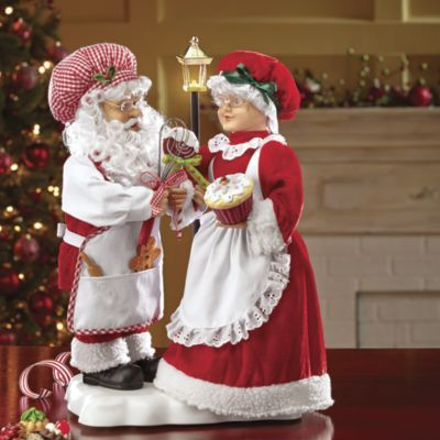 1000 Images About Animated Santa And Mrs Claus On Pinterest