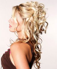 Salon Hairstyle - click to try on!