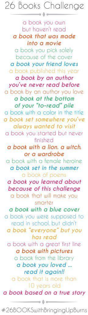 Top-Bücher zum Lesen dieses Jahres – #challenge #…