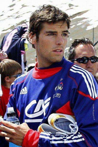 French soccer player Yoann Gourcuff. WHUT WHUTTT. hollla at cha gurl