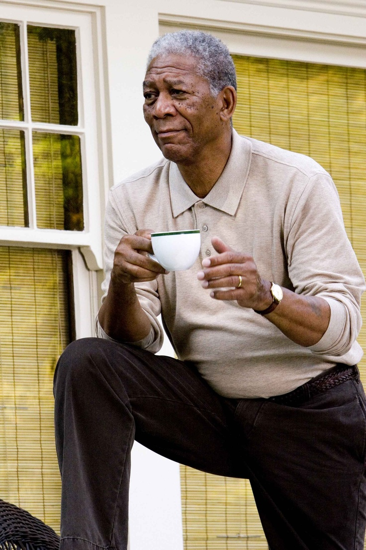 Morgan Freeman Lost Hand Pictures to Pin on Pinterest ...