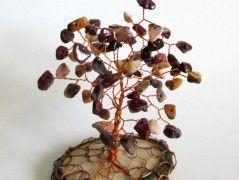 Stromeček-jaspis mookait