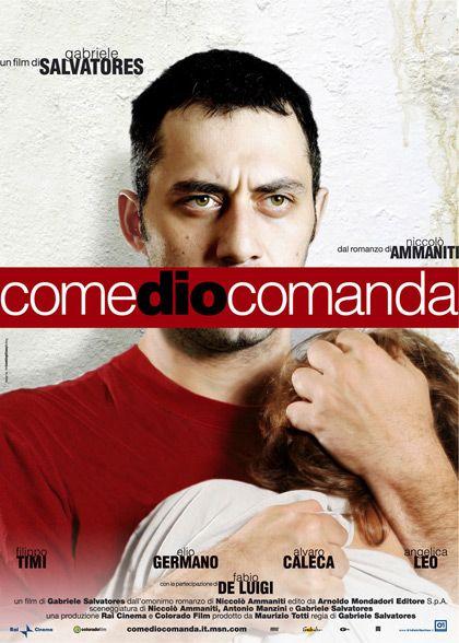 Come Dio Comanda - Gabriele Salvatores (2008, ITalia)