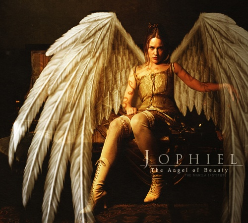 The Shadowhunters as the Archangels: Isabelle Lightwood
