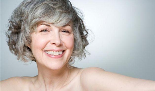 cortes para cabelos grisálhos: Home Remedies, Grey Hair, Hair Care Tips, Cortes Para, Cabelos Grisálho, Para Cabelos, Cortes Grisalho, Cabelos Grisalho Cortes, Cortes Incrívei