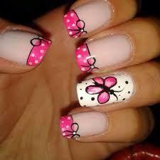 Resultado de imagen para uñas de los pies pintadas con mariposas