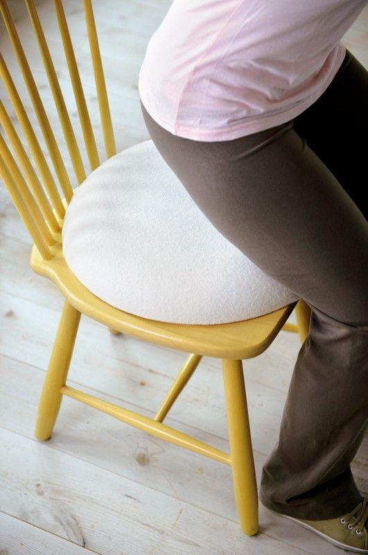 SISSEL® Sit Ring - Unterstützung im Sitzalltag zur lokalen Druckentlastung bei Schmerzen vor allem in der Gesäßregion z.B. nach Operationen im Dammbereich, bei Analläsionen, Hämorrhoiden oder während bzw. nach der Schwangerschaft