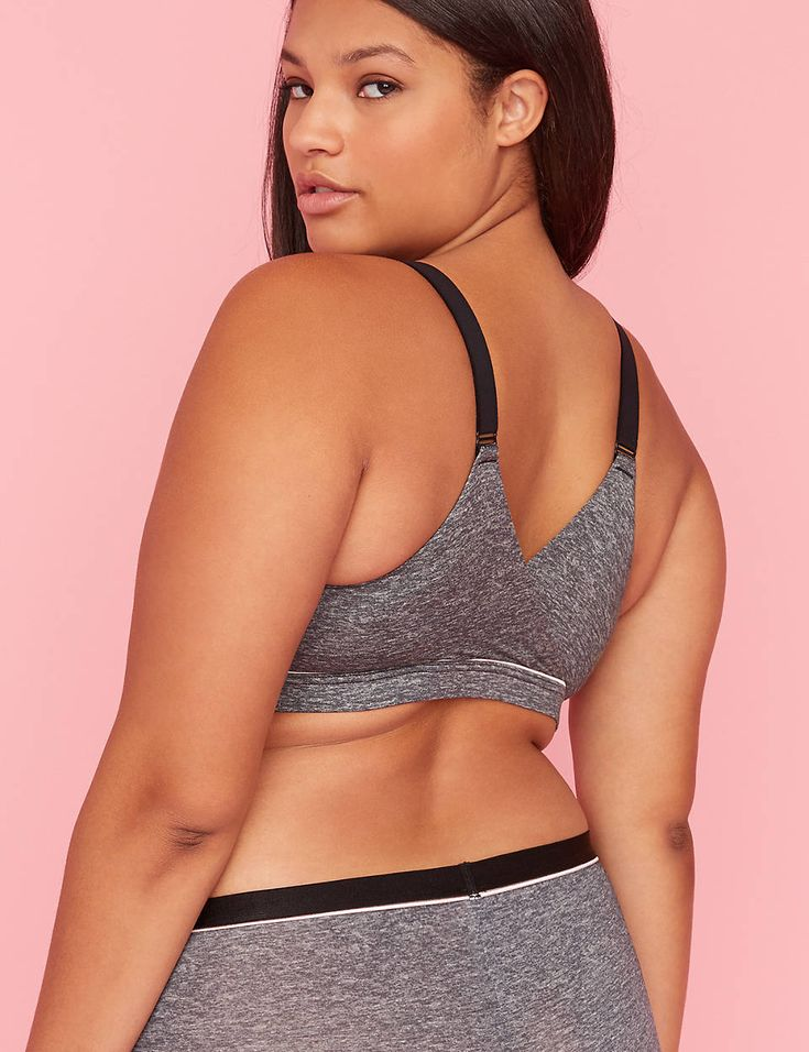 Invisible Back Smoothing Full Coverage Bra