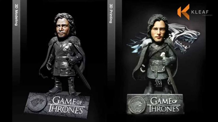 Game of Thrones - Jon Snow 3D Printing Modeling  Modeling download  http://www.cgtrader.com/3d-print-models/miniatures/figurines/game-of-throne-jon-snow-3d-printing-modeling