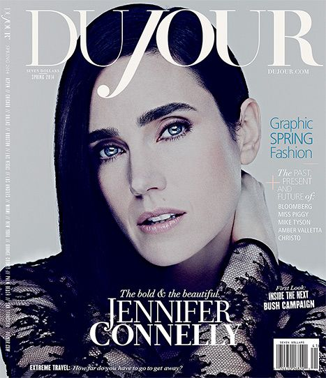 Jennifer Connelly: My Husband Paul Bettany Barely Talked to Me on Movie Set | SHOPPING NEWS