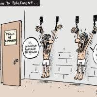 Images Reprise - Prorogation du Parlement... Images drôles Caricatures sur Humour.com