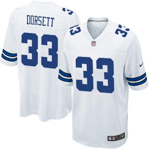 3f5d25581cb ... Vapor Untouchable Limited Throwback Nike Limited Tony Dorsett White  Womens Jersey - Dallas Cowboys 33 NFL Road ...