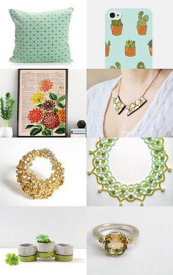 #Nice #designs - #treasury by Monica Moscovich on #Etsy #handmade #jewelry #crafts #decor #etsyaaa
