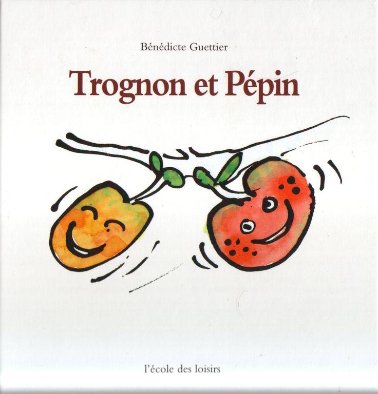 Voici des fiches de travail sur l'album Trognon et Pépin.   Il s'agit de fiches pour les moyens et les grands.  (Modifié le 7/12 : les ...