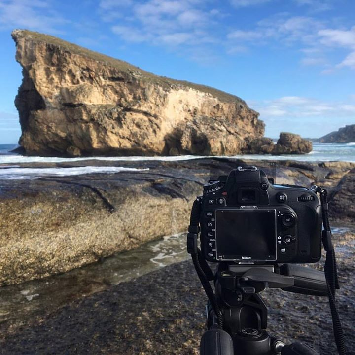 Behind the Scenes at Eagles Nest a few weeks back  #photography #travel #australia - http://ift.tt/1HQJd81