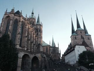 SUI 翠 total wellness : エアフルト(Erfurt)歴史と文化、自然に恵まれた街