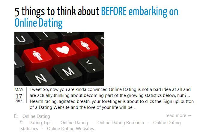 Wow, wow, wow, slow dooooown a bit my newbie cyber-dater!… There are some points you need to put into consideration before embarking on that ship! ↓  http://iwantbaby.com/blog/5-things-to-think-about-before-embarking-on-online-dating/