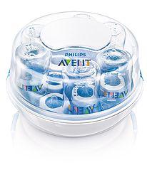 AVENT - Microwave bottle sterilising unit