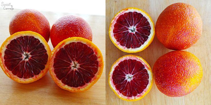 Naranja roja o sanguina