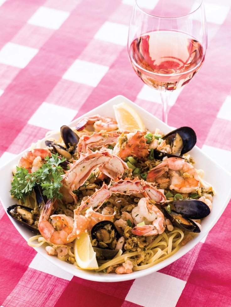 Amore Pescatore at Cafe Amore