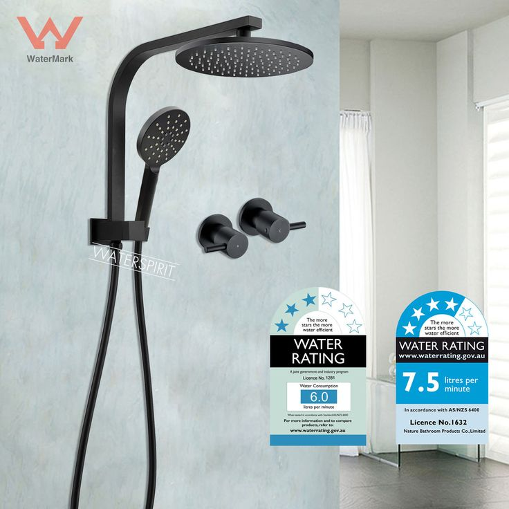 1/2 Female Wall End, Easy Installation, Remove the old one and put this in, No need to harm your bathroom wall. Shower Arm and Wall Connector in One Body, Reduce Installation Problem. $344 Easily Switch Between Rain Shower, Handheld Shower or Both. | eBay!