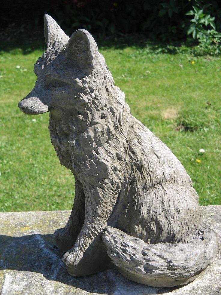 26 best animal garden statues images on pinterest garden. Black Bedroom Furniture Sets. Home Design Ideas