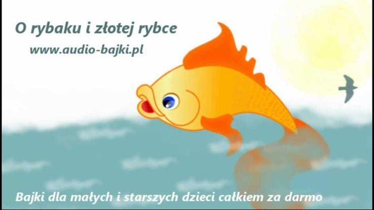 O rybaku i złotej rybce, bajka mp3