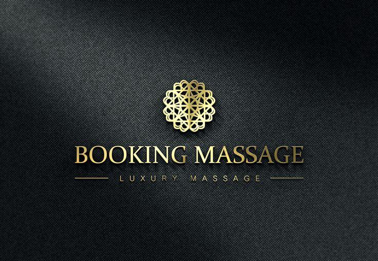 création de logo booking massage Paris