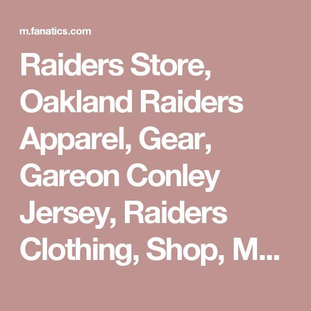 Raiders Store, Oakland Raiders Apparel, Gear, Gareon Conley Jersey, Raiders Clothing, Shop, Merchandise, Gifts