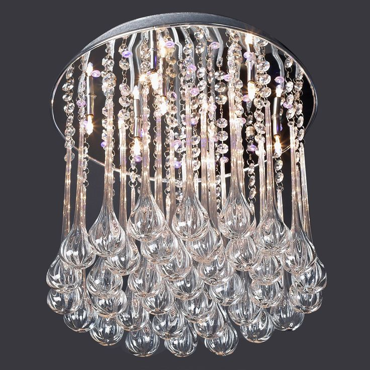 Best 25+ Modern crystal chandeliers ideas on Pinterest | Crystal ...