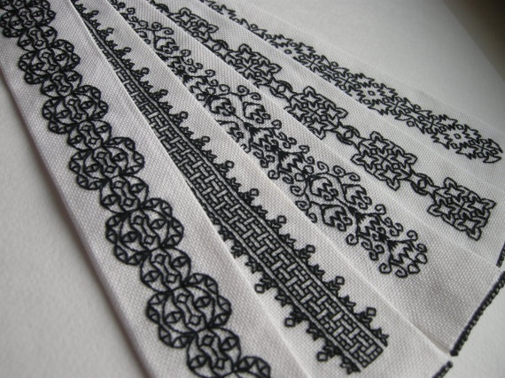 Best images about embroidered bookmarks on pinterest