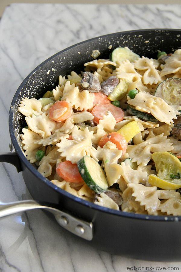 low fat pasta primavera the classic spring pasta dish lightened up