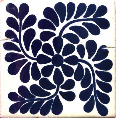Talavera Tiles | BLUE & WHITE TILES