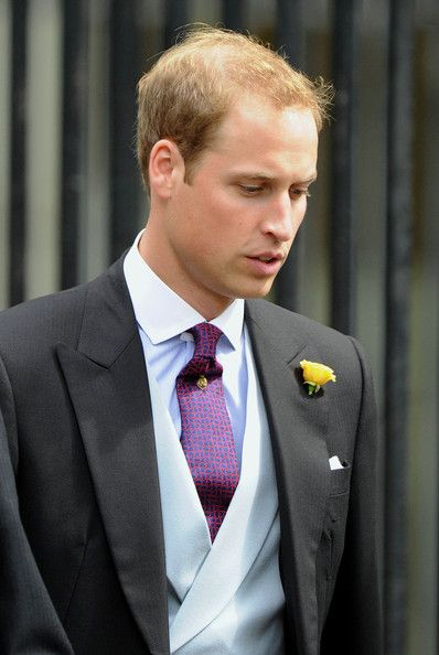 Prince William Style September 2017