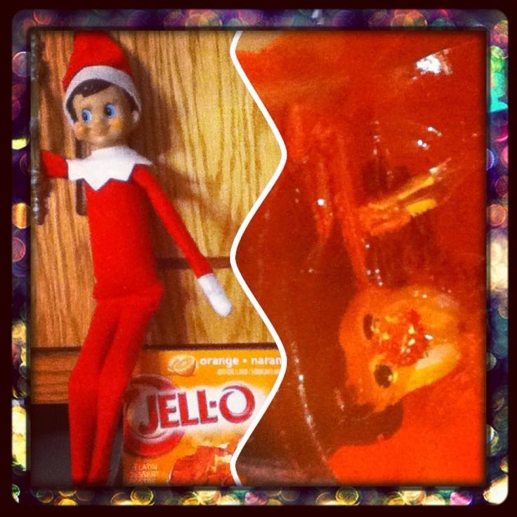 The elf, Shelves and On the shelf on Pinterest