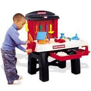 Top 5 Pretend Play Toys: Little Tikes My First Craftsman Toy Workbench