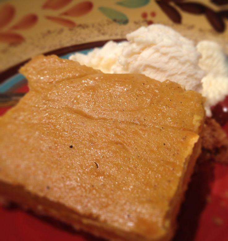 Pumpkin cheesecake | Foodie: Your Recipes. Your way.