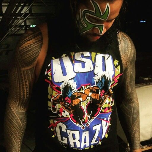 Jonathan Solofa Fatu is married to Trinity Fatu is also a father to two children Jayla & Jaiden