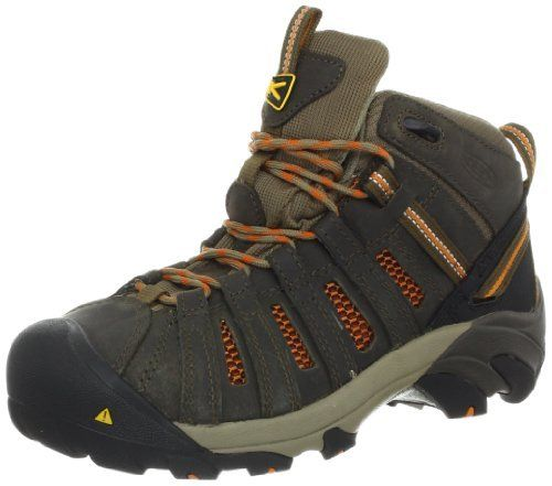 Keen Utility Women's Flint Low Work Shoe Keen Utility. $110.00. Made in China. Rubber sole
