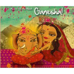 Rs. 270. Amma, Tell Me About Ganesha - Bhakti Mathur, Anjana Publishing, 24 Pages, Paperback. Ganesha's birthday is celebrated with fun and lots of fanfare. His idols are placed on the rolling seas with ardent prayer and gentle care. Ganesha, loved by all is the son of Shiva and Parvati. This is the story of his birth and how his elephant head came to be.